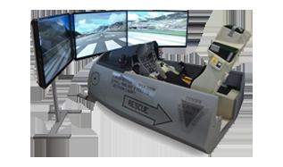 F16 Fighting Falcon combat simulator